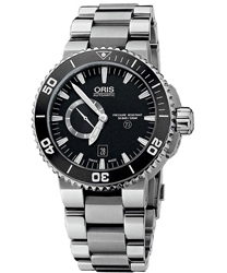 Oris Diver Men's Watch Model 743.7664.7154.MB