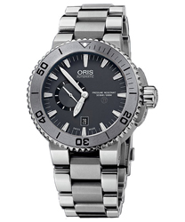 Oris Diver Men's Watch Model 743.7664.7253.MB