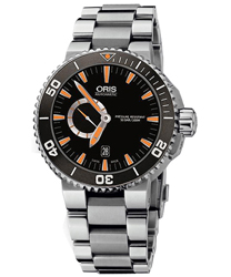 Oris Aquis Men's Watch Model 743.7673.4159.MB