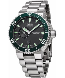 Oris Aquis Men's Watch Model 74376734137MB