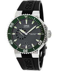 Oris Aquis Men's Watch Model 74376734137RS