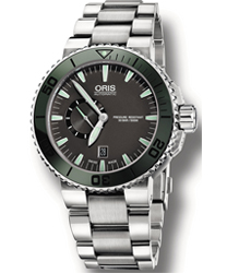 Oris Aquis Men's Watch Model 74376734157MB