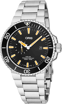 Oris Aquis Men's Watch Model 74377334159MB