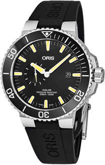 Oris Aquis Men's Watch Model: 74377334159RS