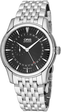 Oris Artelier Men's Watch Model 74476654054MB