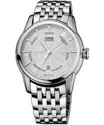 Oris Artelier Men's Watch Model 74576664051MB
