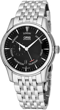 Oris Artelier Men's Watch Model 74576664054MB