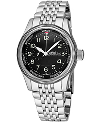 Oris Big Crown Men's Watch Model 74576884034MB