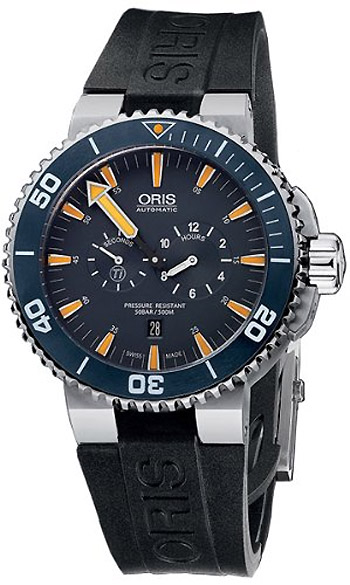 Oris Aquis Men's Watch Model 749.7663.7185.RS