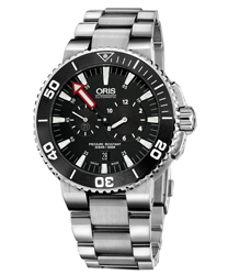 Oris Aquis Men's Watch Model 749.7677.7154.MB