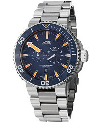 Oris Aquis Men's Watch Model 74976637185MB