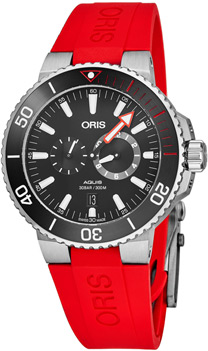 Oris Aquis Men's Watch Model: 74977347154MB