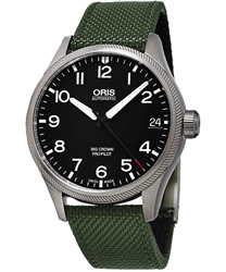 Oris Big Crown Men's Watch Model: 75176974164LS14