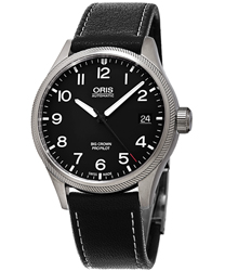 Oris Big Crown Men's Watch Model: 75176974164LS15