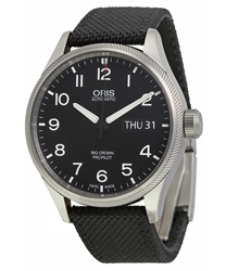 Oris Big Crown Mens Watch Model 752.7698.4164.LS