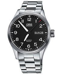 Oris Big Crown Men's Watch Model 75276984164MB