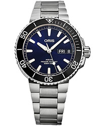 Oris Aquis Men's Watch Model 75277334135MB