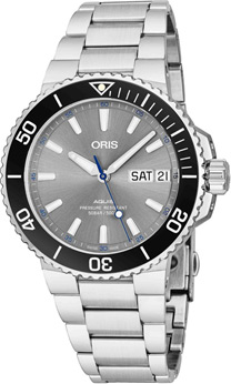 Oris Aquis Men's Watch Model 75277334183MB