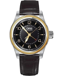 Oris Big Crown Men's Watch Model 754.7679.43.64.LS