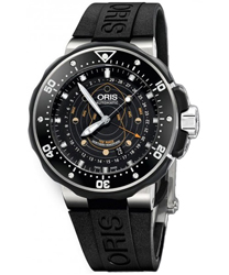 Oris ProDiver Men's Watch Model: 761.7682.71.54.RS