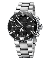 Oris Aquis  Men's Watch Model 774.7655.4154.MB