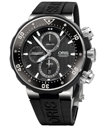 Oris Pro Diver  Men's Watch Model: 774.7683.71.54.SET