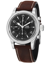 Oris Oskar Bider Chronograph Men's Watch Model: 77475674084LS