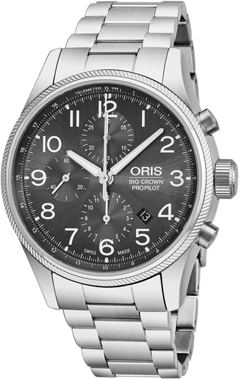 Oris Big Crown Men's Watch Model 77476994063MB