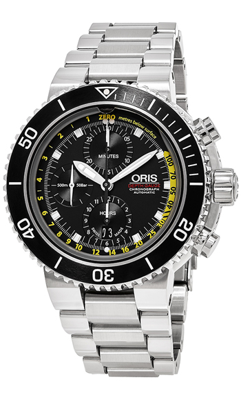 Oris Aquis Men's Watch Model 77477084154MB