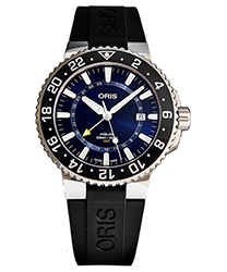 Oris Aquis Men's Watch Model 79877544135RS64