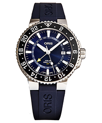 Oris Aquis Men's Watch Model 79877544135RS65