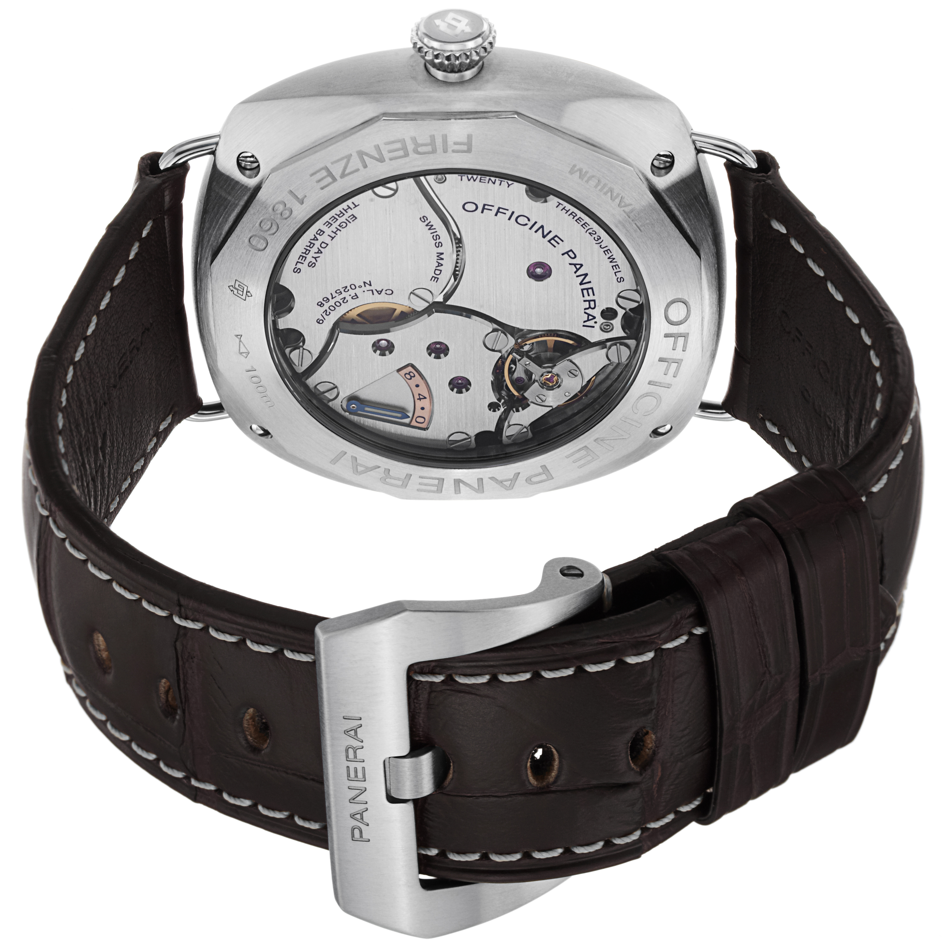 Panerai Historic Collection Men's Watch Model PAM00346 Thumbnail 2