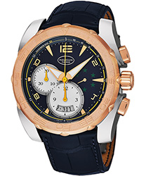 Parmigiani Pershing 005 Brasil Edition Men's Watch Model PFC528.3102500