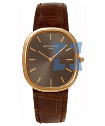 Patek Philippe Golden Elipse Men's Watch Model: 3738-100R