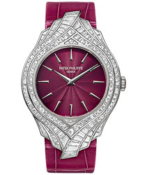 Patek Philippe Calatrava Ladies Watch Model 4895G-001