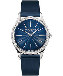 Patek Philippe Calatrava Ladies Watch Model 4897-300G-001
