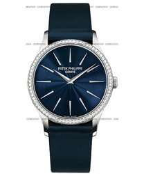 Patek Philippe Calatrava Ladies Watch Model 4897G-001
