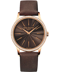 Patek Philippe Calatrava Ladies Watch Model 4897R-001