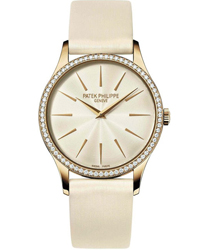 Patek Philippe Calatrava Ladies Watch Model: 4897R-010