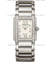 Patek Philippe Twenty~4 Ladies Watch Model 4908-200G-011