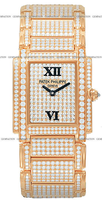 Patek Philippe Twenty~4 Ladies Watch Model 4910-50R