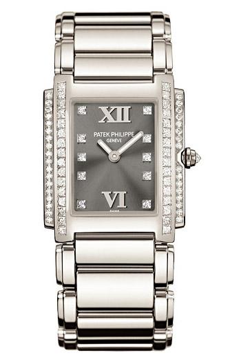 Twenty~4 Patek 4 010 20g Model Philippe Watch Ladies Twenty 4910