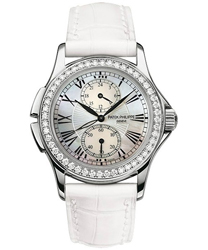 Patek Philippe Ladies Complications Ladies Watch Model 4934G-001