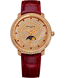 Patek Philippe Complications Ladies Watch Model 4968-400R