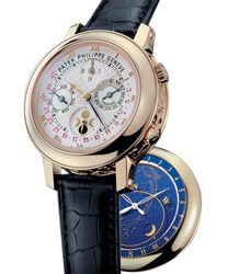 Patek Philippe Sky Moon   Model: 5002J