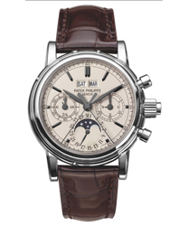 Patek Philippe Split Seconds Chronograph Men's Watch Model 5004A