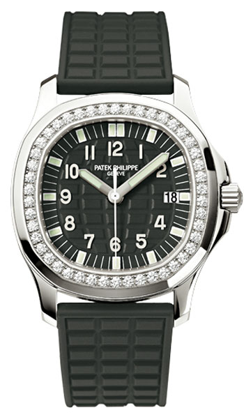 Patek Philippe Aquanaut Ladies Watch Model 5067A
