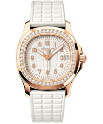 Patek Philippe Aquanaut Luce Ladies Watch Model: 5068R-010