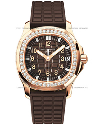 Patek Philippe Aquanaut Luce Ladies Watch Model: 5068R