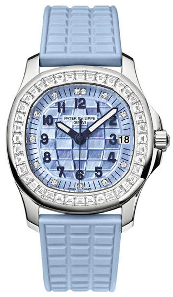 Ladies patek philippe aquanaut watches for Patek philippe women